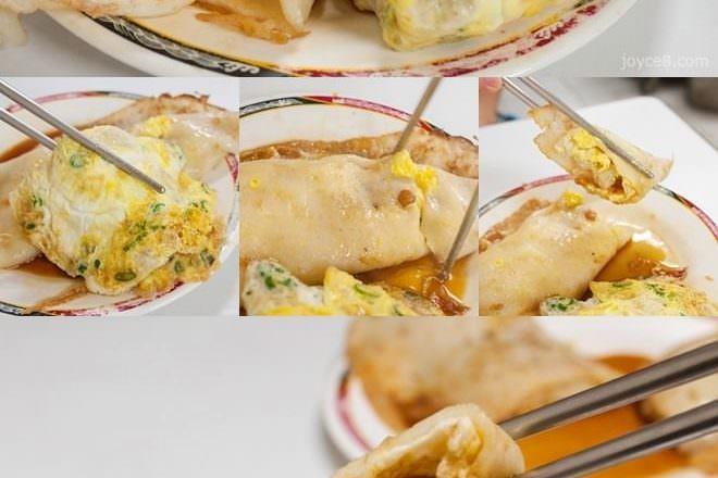 東海無名早餐.超香超美味軟嫩蛋餅,吃了會上癮!(1+2訪)東海早餐推薦