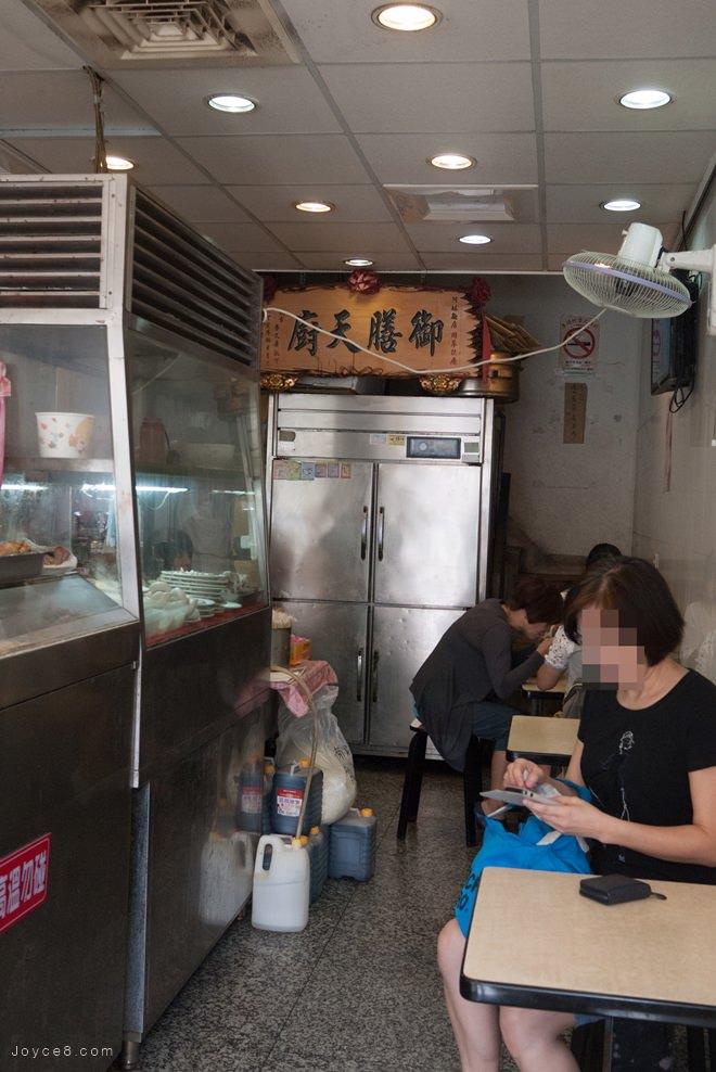 古亭美食.阿妹麵店,平價麵食與小菜。