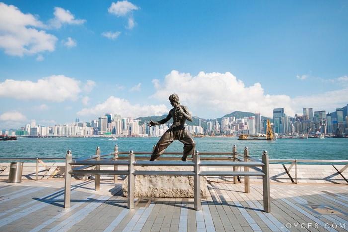 星光大道,香港星光大道,香港星光大道燈光秀,香港星光大道怎麼去,維多利亞港夜景,香港星光大道交通, 星光大道維多利亞港,香港星光大道整修