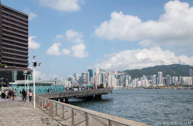 香港尖沙咀鐘樓 (前九廣鐵路鐘樓).香港旅遊景點