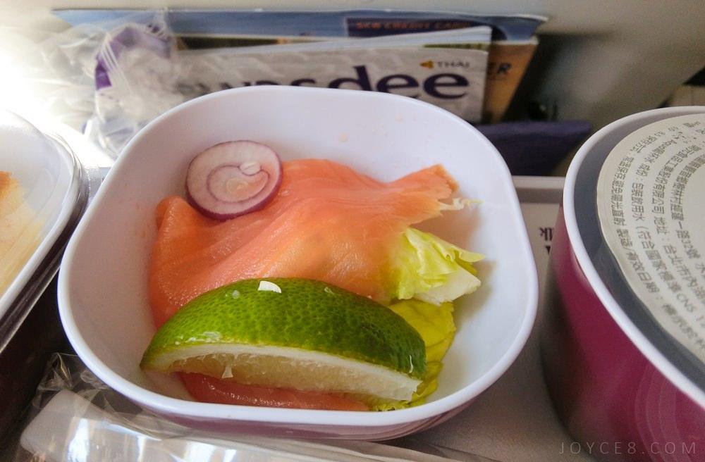 泰國航空飛機餐,泰航飛機餐