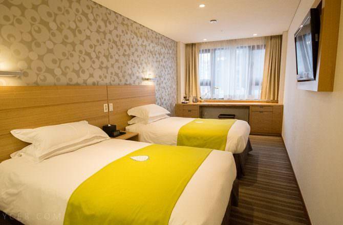 明洞住宿推薦:明洞九樹飯店 Nine Tree Hotel