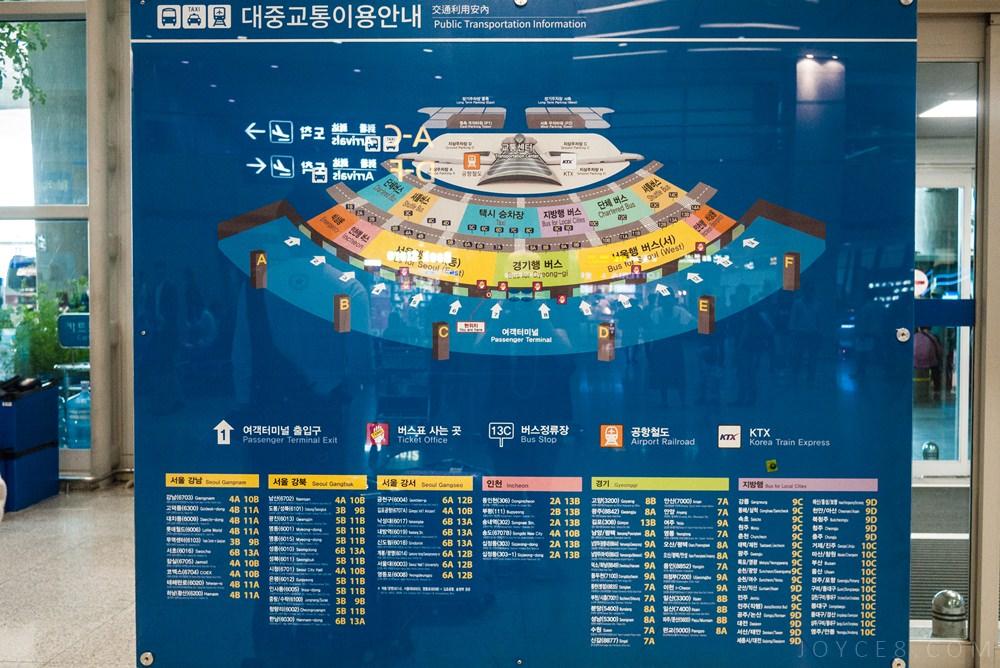 機場巴士,仁川機場巴士,仁川機場巴士6015,仁川機場巴士6002
