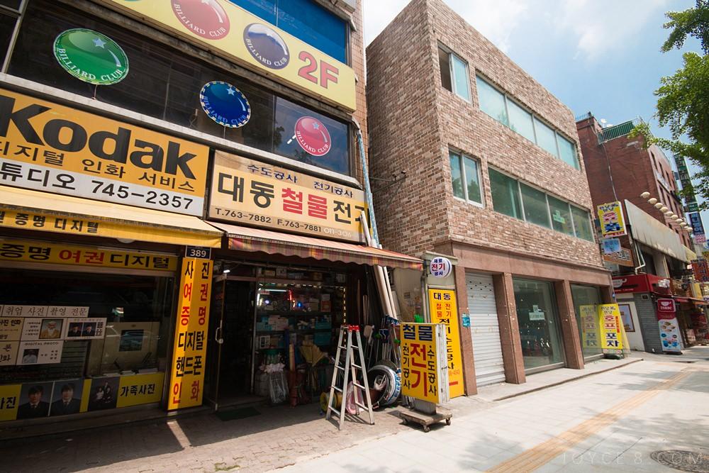 韓國ISAAC,ISAAC早餐,弘大ISAAC,ISAAC分店,明洞ISAAC,isaac韓國早餐,ISAAC新村