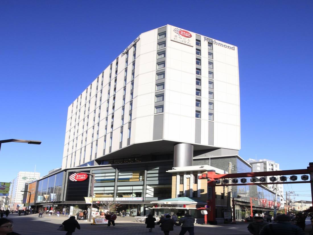 里士滿淺草國際酒店,Richmond Hotel Premier Asakusa