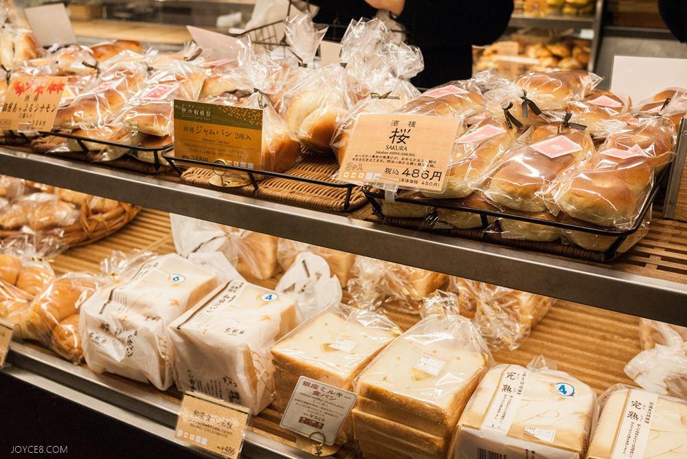 銀座木村家,銀座木村家本店,銀座木村家紅豆麵包,東京銀座木村家,銀座木村家麵包