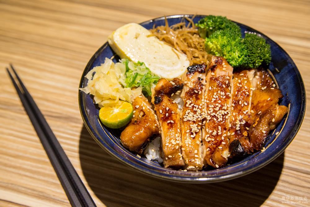 長鴻丼屋,長鴻丼飯,天母日本料理,天母長鴻丼屋,天母丼飯