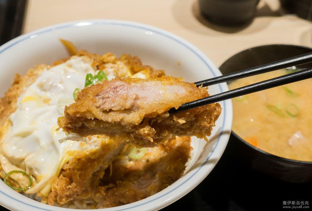 吉豚屋,台北吉豚屋,台北車站吉豚屋,吉豚屋豬排飯,かつや HOYII