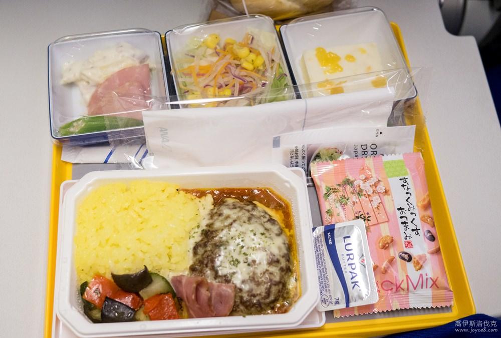 ANA全日空,ANA飛機餐,全日空飛機餐,ANA東京