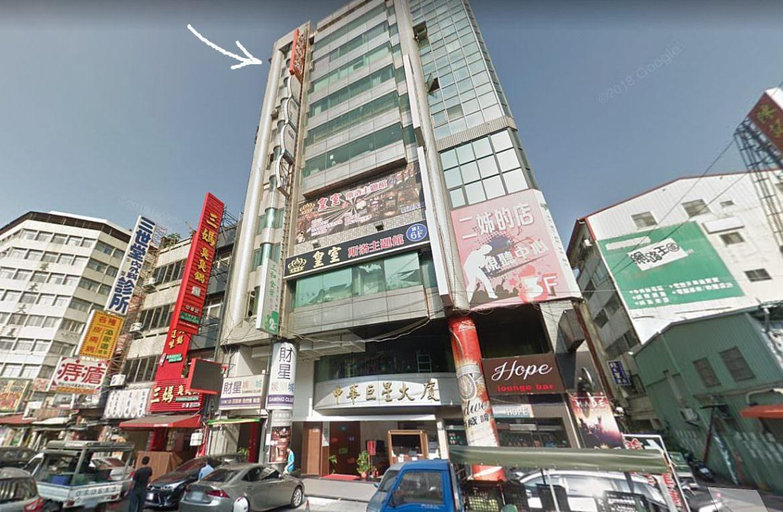 台中住宿:快樂腳旅棧.附近就有夜市!覓食方便、便宜划算的房價