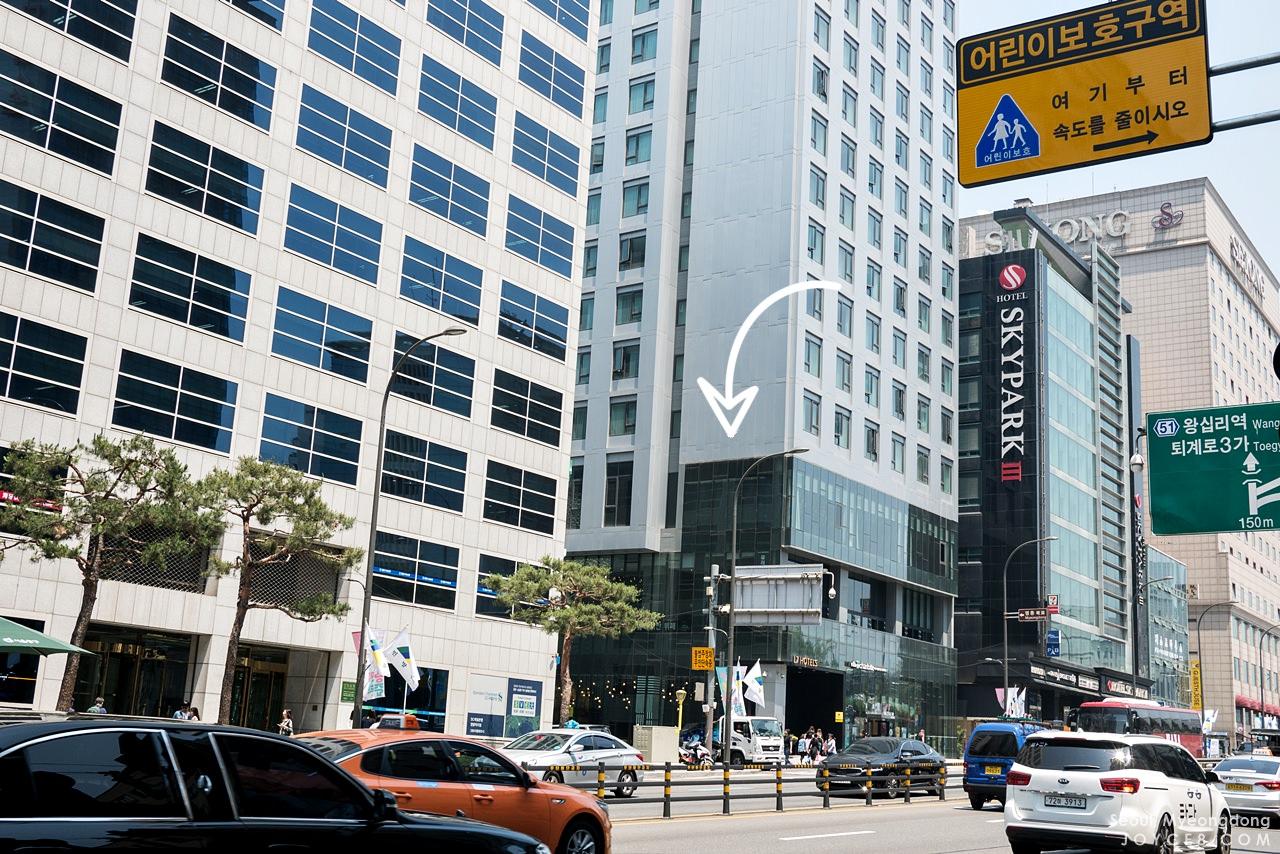明洞l7,明洞l7飯店,明洞住宿,明洞飯店,首爾住宿,l7 Myeongdong