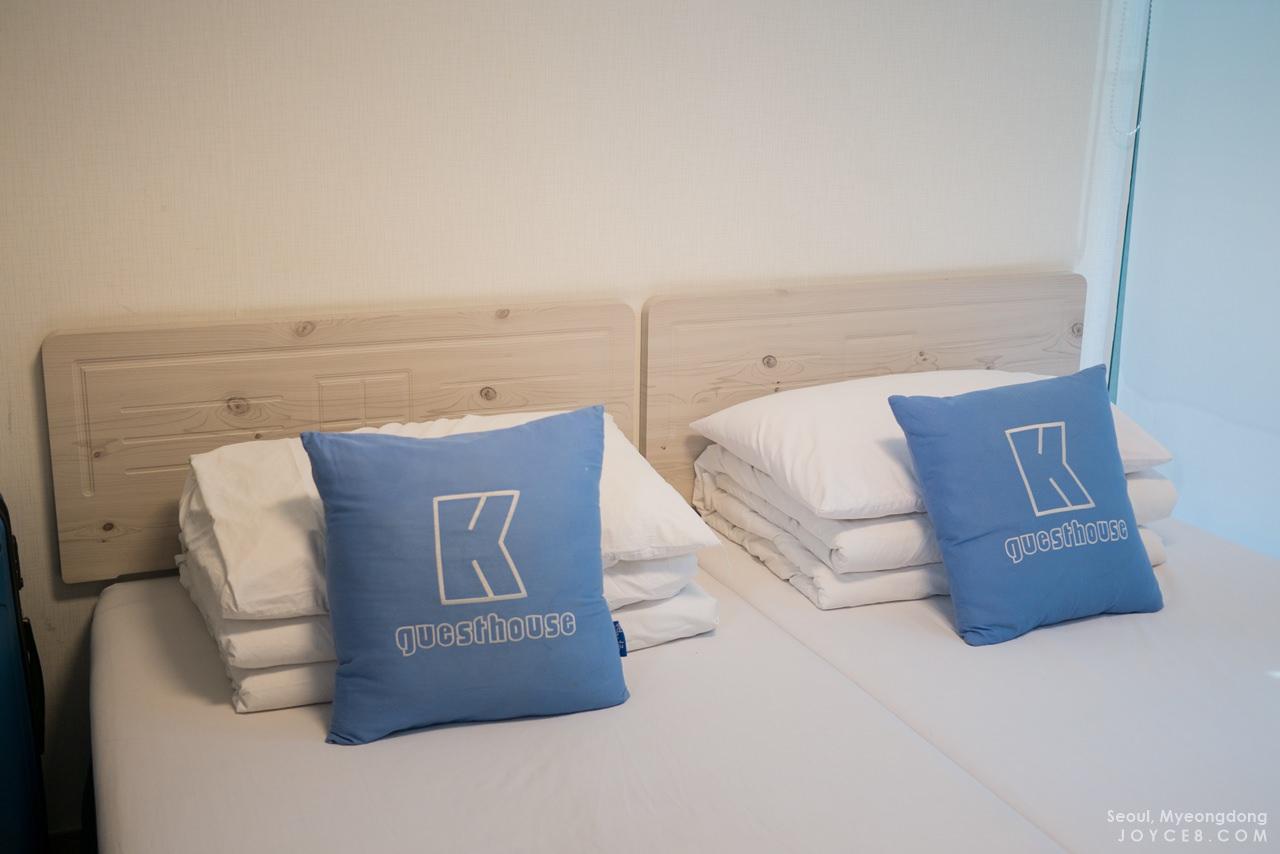 明洞2號K旅館,明洞K旅館2,明洞住宿,明洞青年旅館,明洞背包客棧