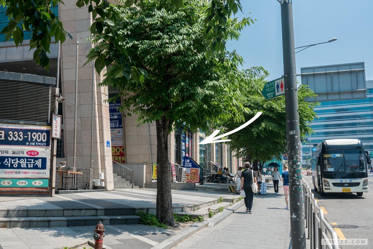 弘大換錢,弘大換錢所,弘大Travel Depot,弘大SIM&MONEY
