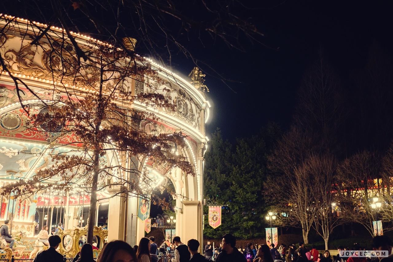 愛寶樂園,愛寶樂園夜間表演,愛寶樂園夜間遊行