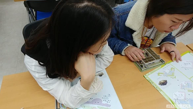 水原景點:韓屋技術展覽館,好玩紙模型+水原傳統文化館茶點體驗