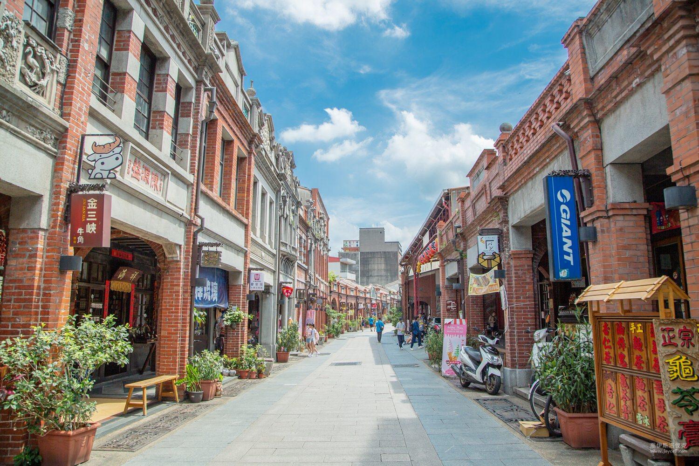 三峽老街,三峽老街介紹,三峽老街歷史4