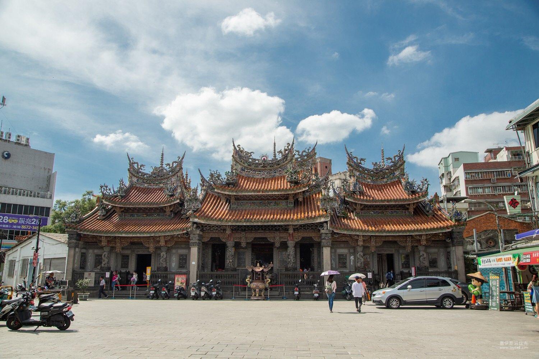 三峽老街清水祖師廟