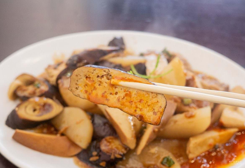 三峽老街美食小吃:來來滷味,好好吃的素食滷味!