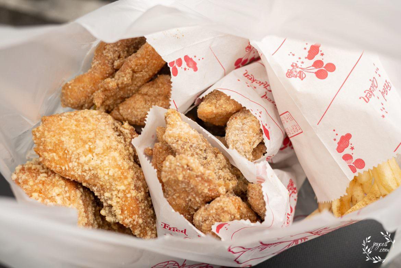 三峽好吃炸雞:麥克基香雞排,只賣五小時!美味雞條晚來吃不到